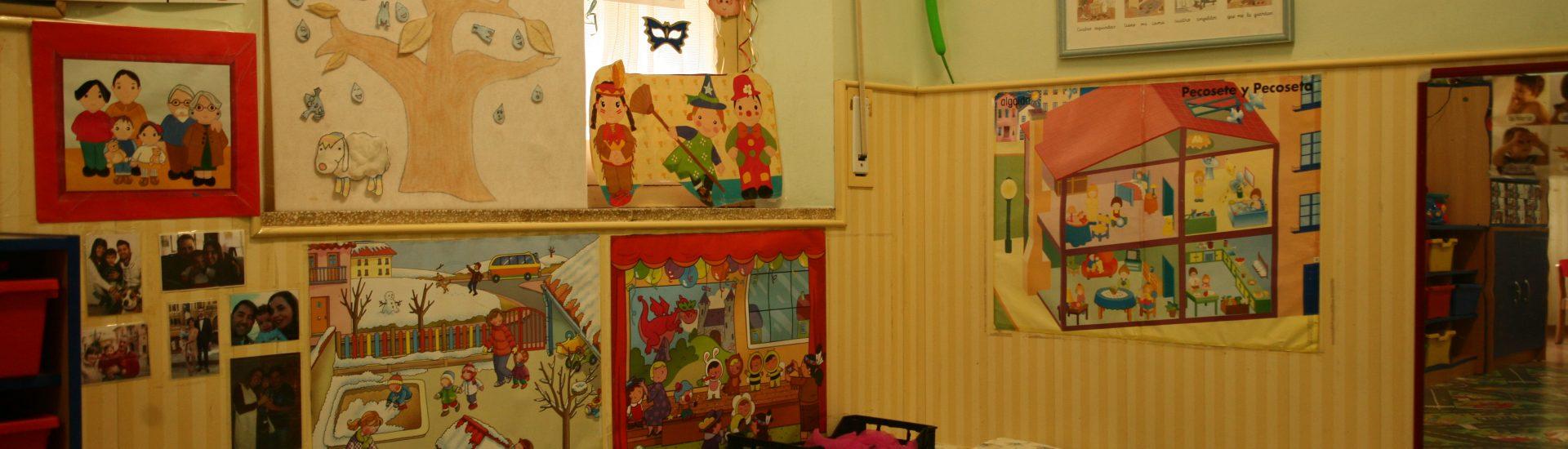 kindergarten in Spain