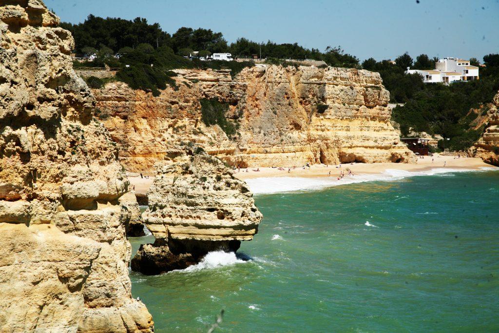 Algarve-caves