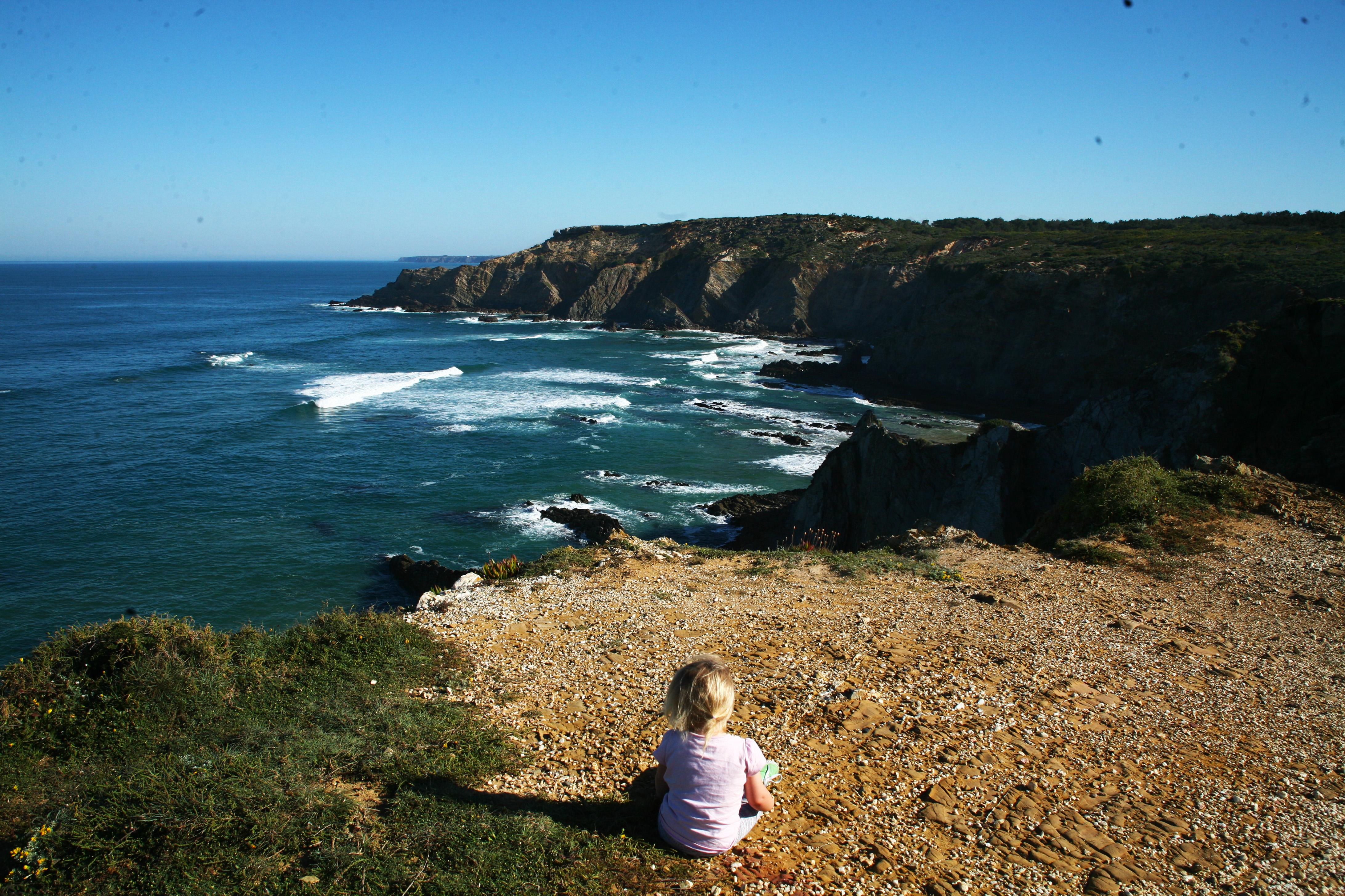 Child-portuguese-beach